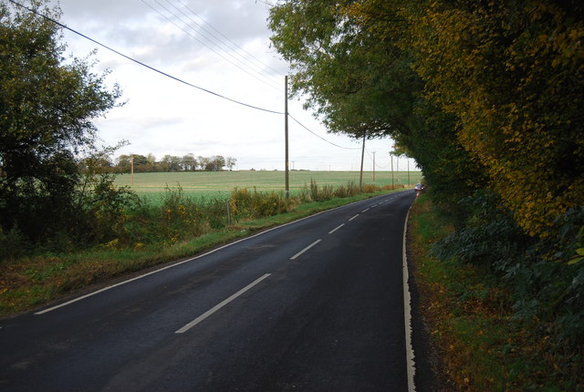 Ratcliffe Highway at Bell Wood