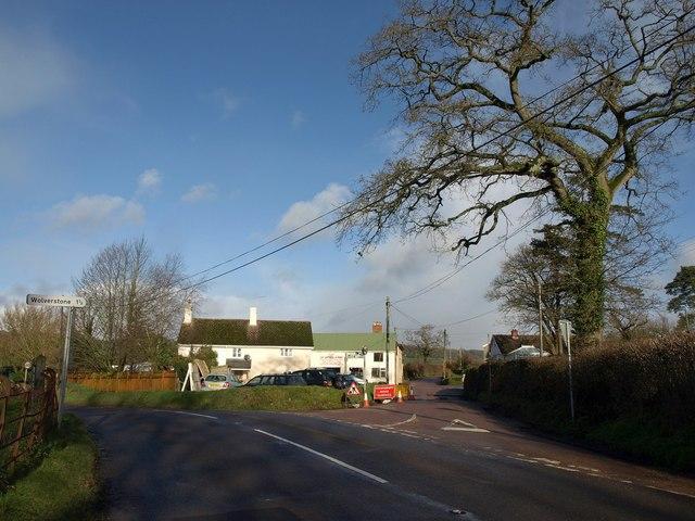 Godford Cross