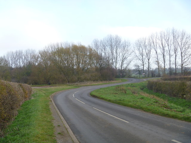Old and new Fosse Way