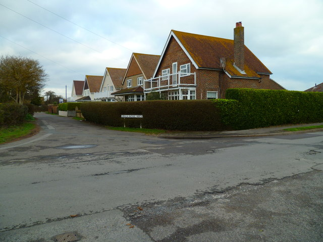 Ursula Avenue North in Selsey