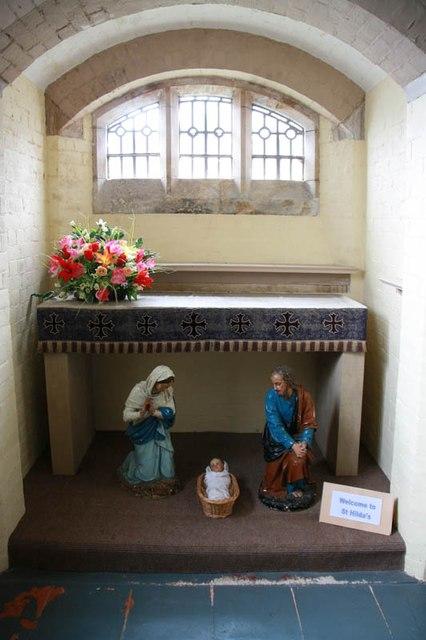 St Hilda with St Cyprian, Brockley Road, Crofton Park - Porch