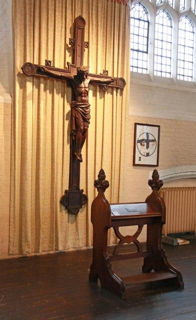St Hilda with St Cyprian, Brockley Road, Crofton Park - Calvary