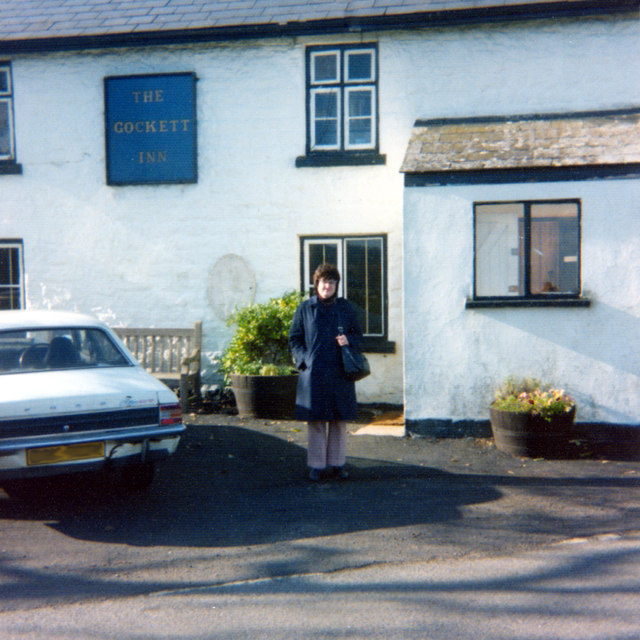 The Gockett Inn, 1975