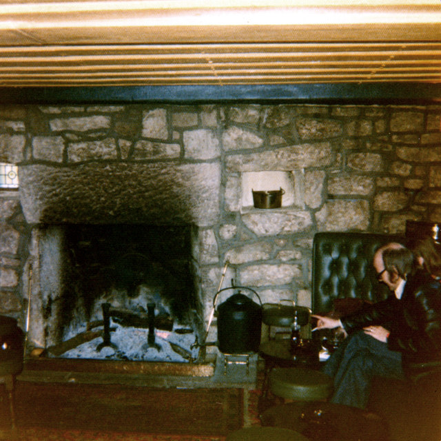 The Gockett Inn Hearth, 1975