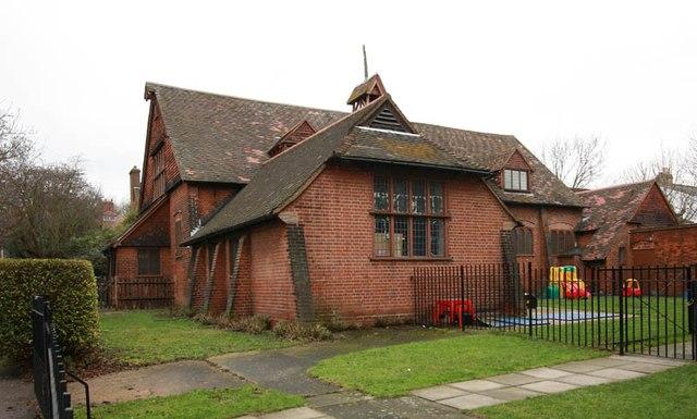 St Hilda, Old Church, Crofton Park