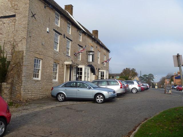 The Halford Bridge Inn