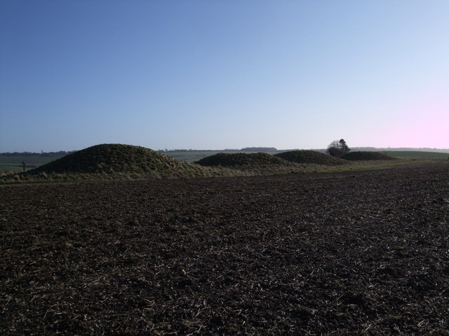 Four Barrows, near Aldbourne