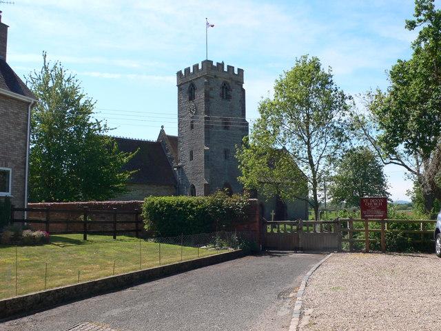 St Denys's Church, Severn Stoke