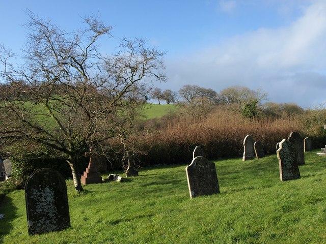Churchyard, Awliscombe