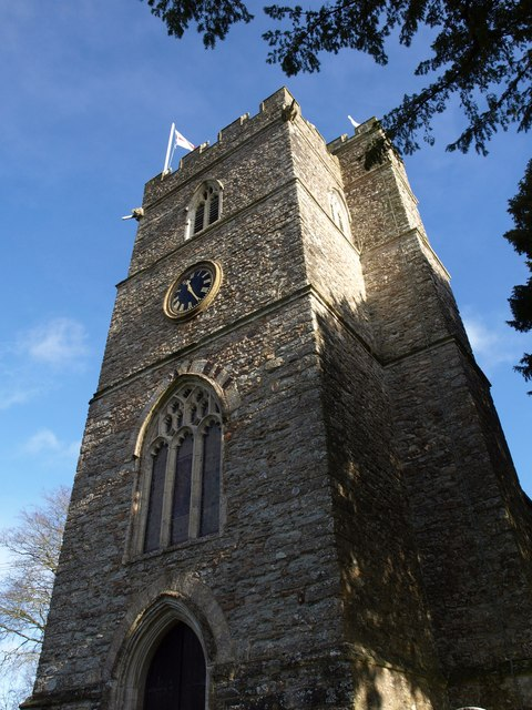 Tower, Church of St Michael and All Angels, Awliscombe