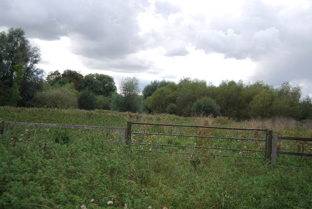 Gate by the Gipping Way
