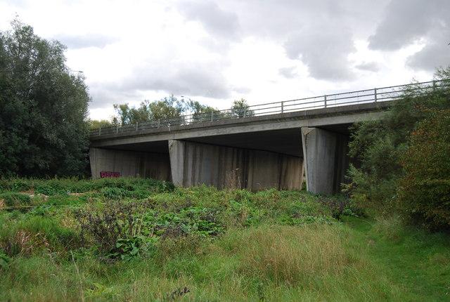 B1113 Bridge, River Gipping
