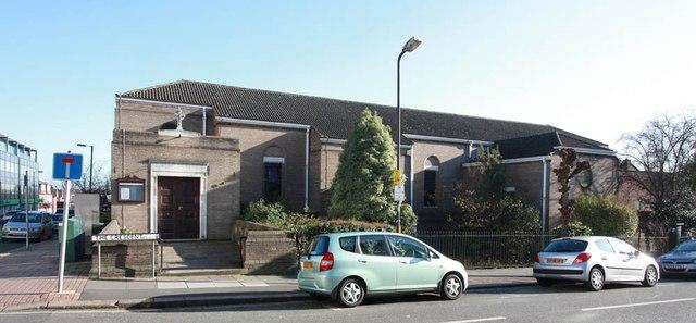 Roman Catholic Church, Arthur Road, Wimbledon Park