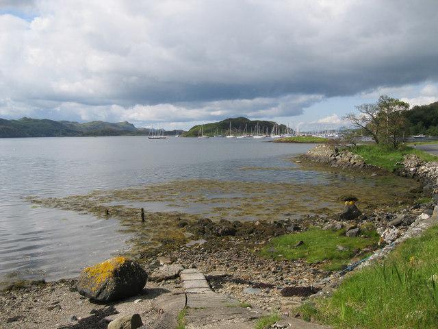Head of Loch Craignish