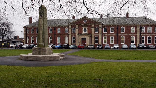 Darlington Memorial Hospital - The Memorial Hall