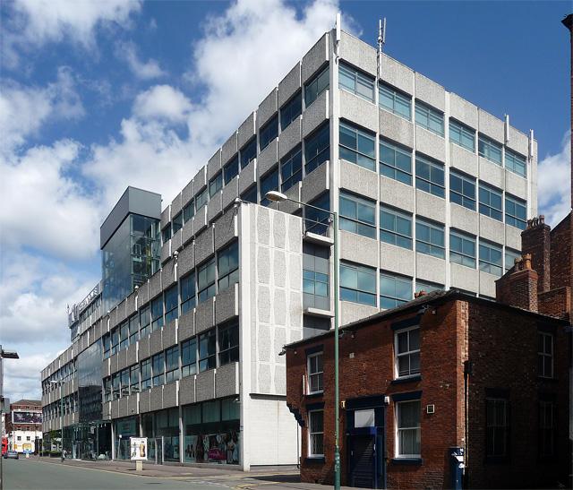 40 Lever Street, Manchester