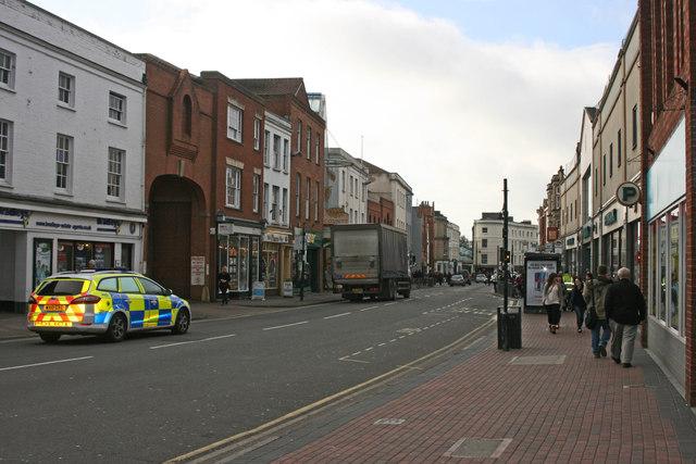 East Street , Taunton