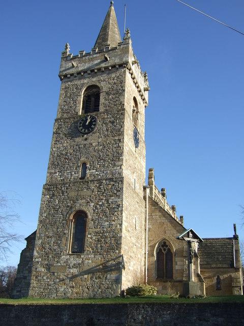 All Saints Church, Bramham
