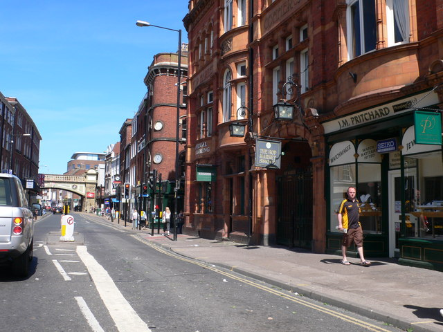 The Foregate, Worcester