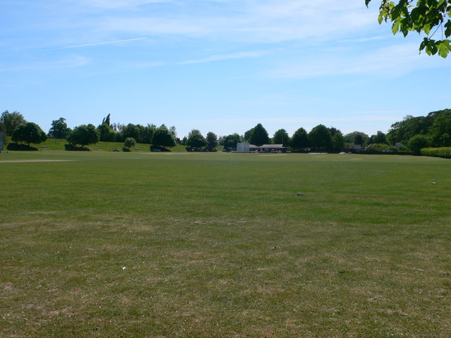 The Cricket Ground at Ombersley