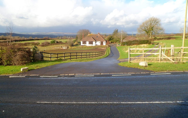 Westmoor Farm near Cowbridge