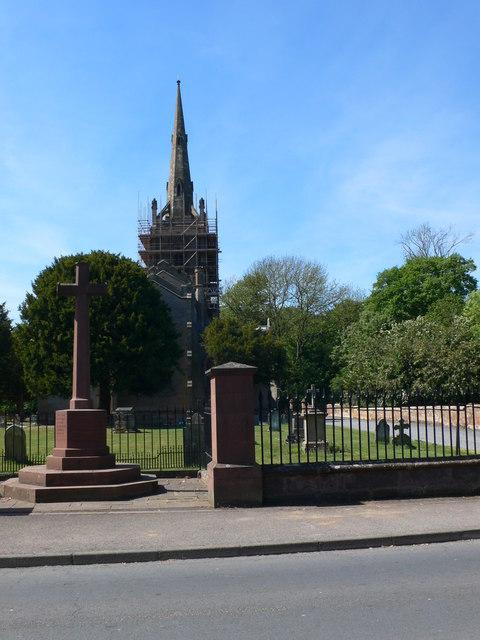 StAndrews C of E Church, Ombersley