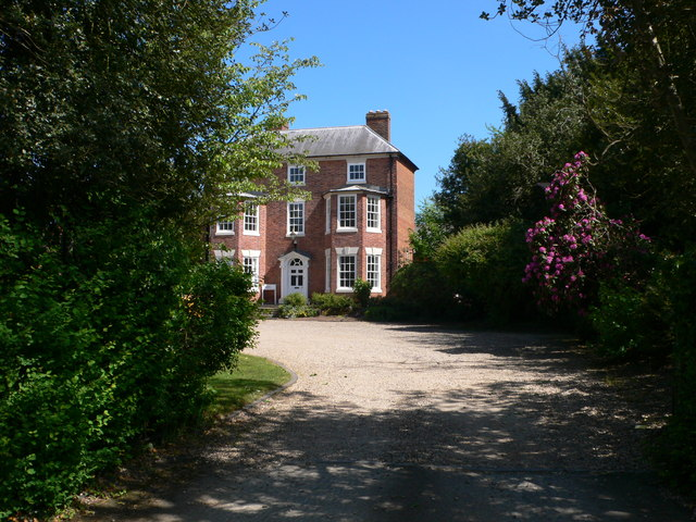 The Old Rectory, Ombersley