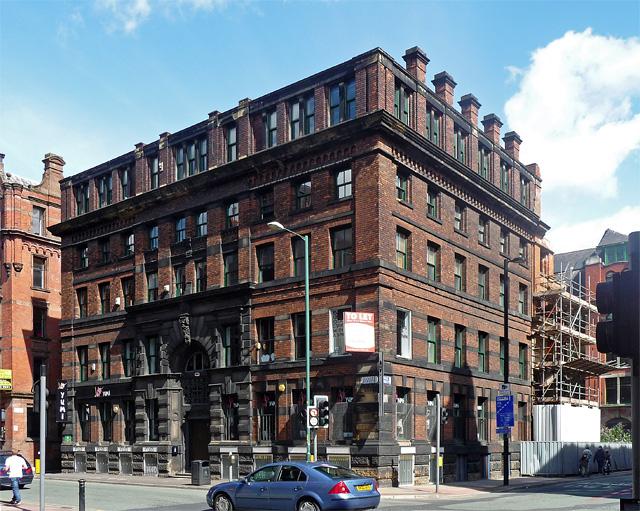 22 Lever Street, Manchester