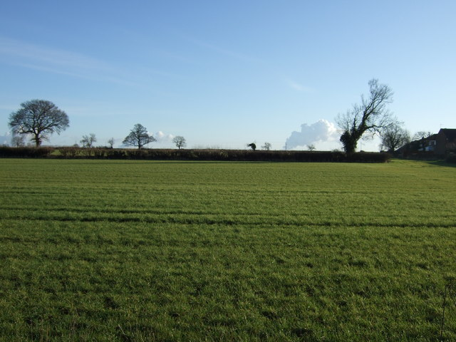 Farmland near Thorner