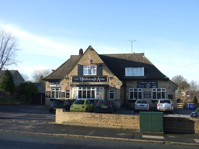 The Mexborough Arms, Thorner