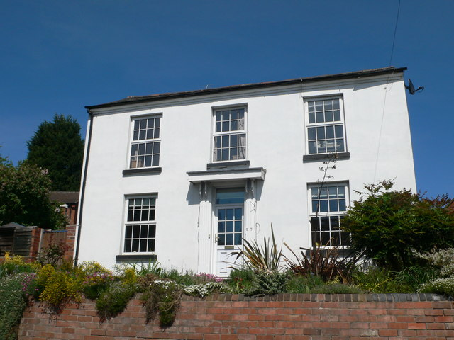 House on Mitton Street, Syourport-on-Severn