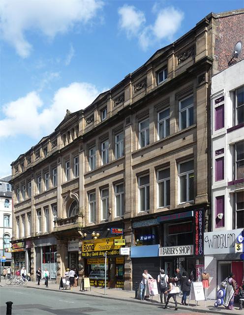 Methodist Central Hall, Oldham Street, Manchester