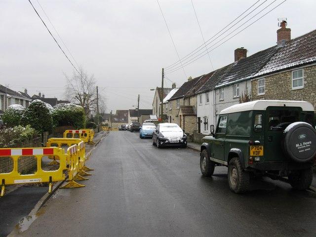 Back Street, Hawkesbury Upton