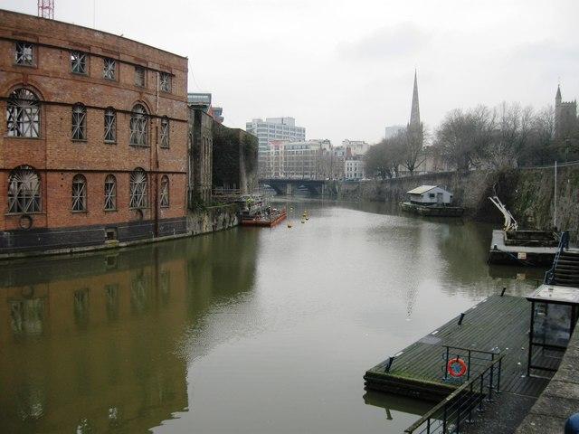 Floating Harbour, Bristol