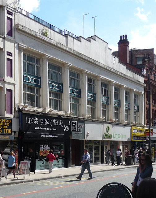 6-12 Oldham Street, Manchester