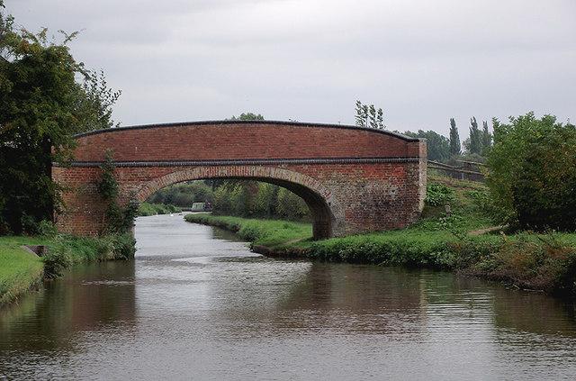 Brassworks Bridge near Little Stoke, Staffordshire