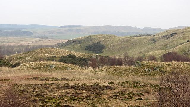 Craigluscar Hill