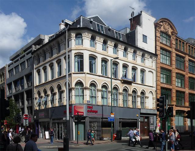 18 Oldham Street, Manchester