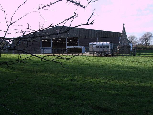 Snap Farm buildings