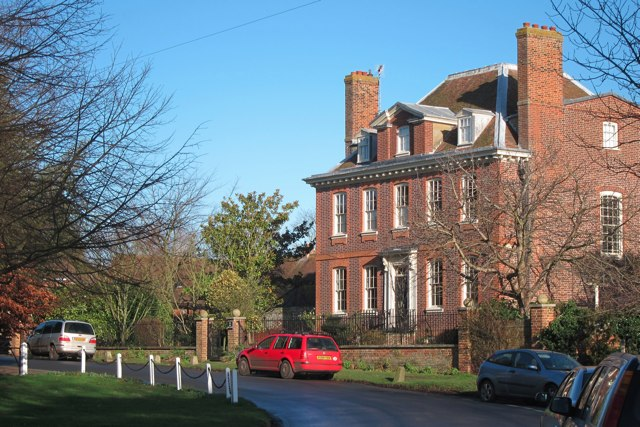 Wickham House, Wickhambreaux
