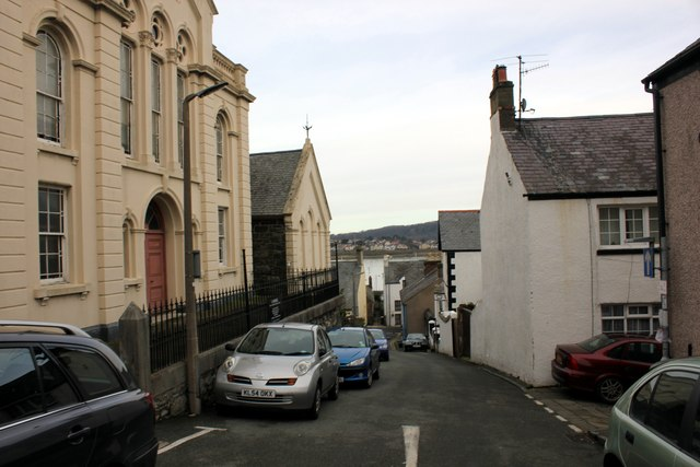 Chapel Street, Conwy