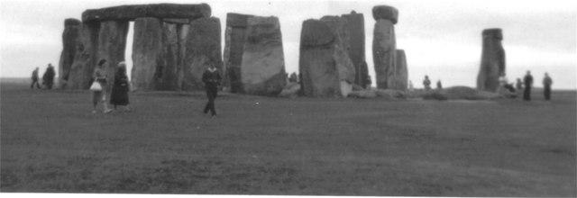 Stonehenge in c1963