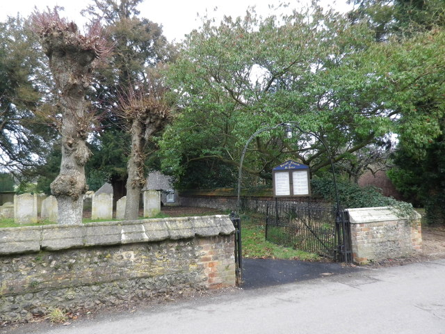 St Peter's at St Mary Bourne- gate