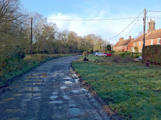 Brimpton Lane