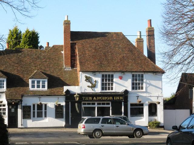 The Anchor Inn, Wingham