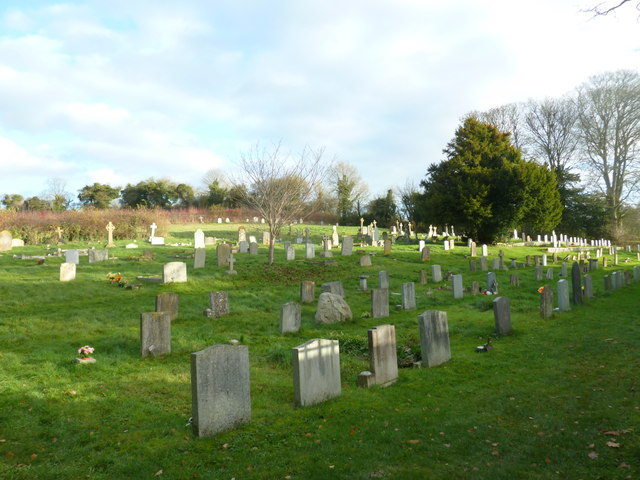St Peter's at St Mary Bourne- graves