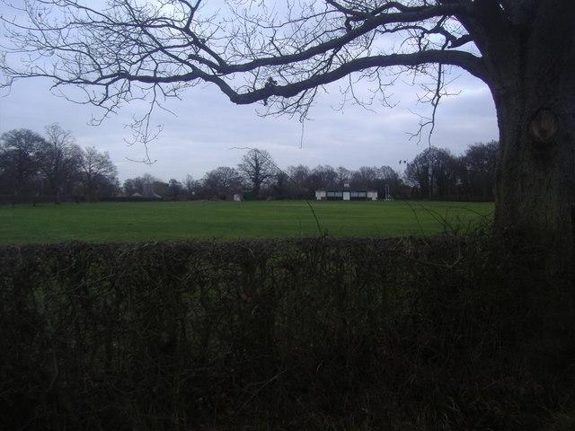 Leigh cricket club