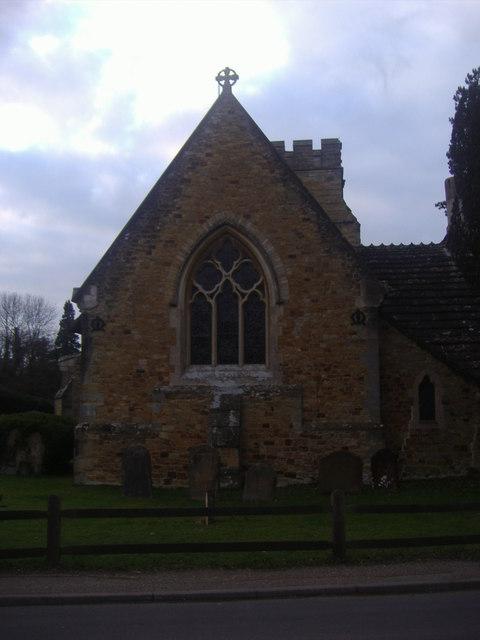 Church on High Street Rusper