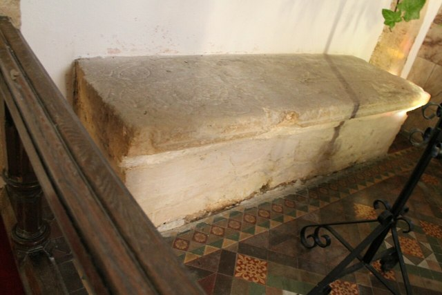 Tomb of Brayboef, St Mary's church
