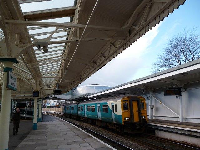 Platform 4, Newport Station